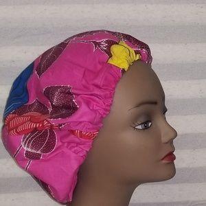 Accessories - African Hair Bonnet